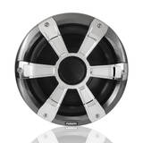 Fusion Marine Signature 10 inch LED Light Subwoofer Chrome Grill 450W SG-SL10SPC