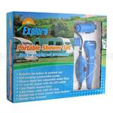 Caravan & Camping Portable Shower Set 12V SHW12