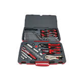 Teng Tools - 48 Piece 3/8 inch Drive Tool Set Kit Socket Spanner Screw Driver T3848