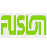 Fusion Car Sticker Large Decal Amp Subwoofer Speakers