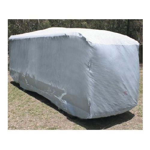 Prestige Class A Bus Front Motorhome Rv Cover Waterproof 24Ft To 26Ft 7.3M To 7.9M CRV26A