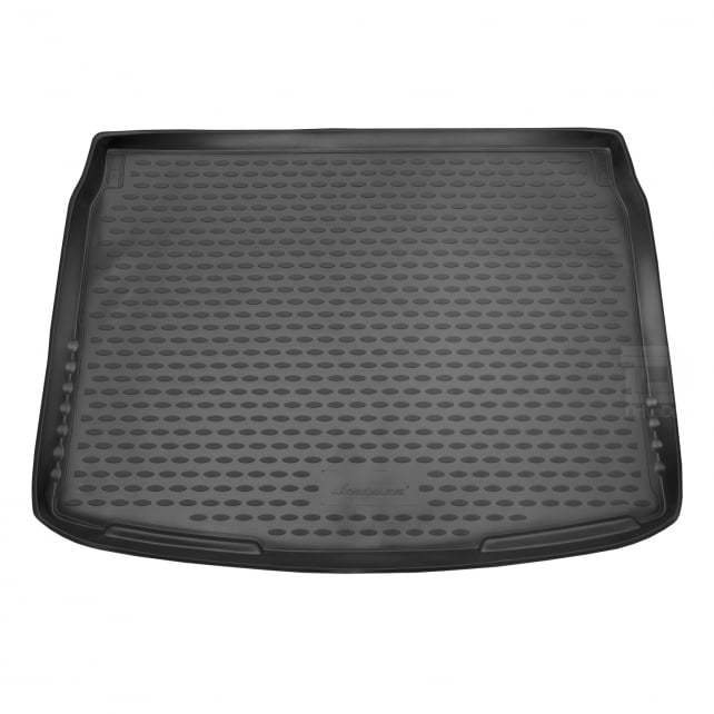 Custom Moulded Cargo Boot Liner Nissan Dualis Qashqai 2014-2018 Black EXP.CARNIS.00046