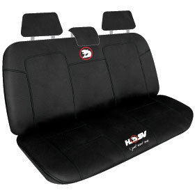 Red Playboy Car Seat Covers