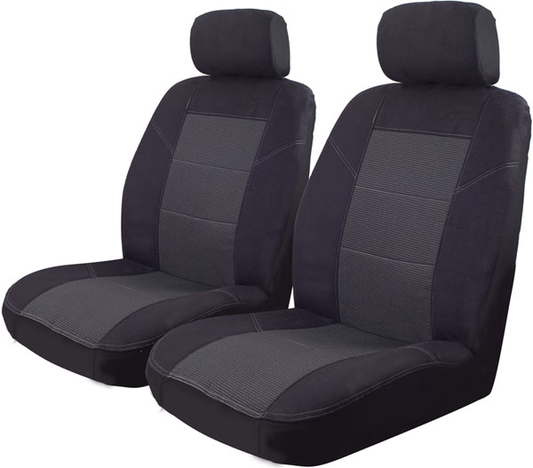 BLACK HYUNDAI i20 PREMIUM CAR SEAT COVER PROTECTOR 100/% WATERPROOF