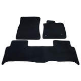 Tailor Made Floor Mats Toyota Corolla AE112R 9/1998-12/2001 Custom Fit Front & Rear