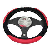 Genuine Holden HSV Steering Wheel Cover Red Suede HRT Commodore