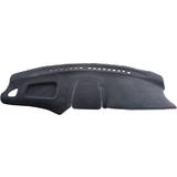 Dashmat Nissan Pulsar N16 7/2000- 4/2004 All Models without Passenger Airbag(centre glovebox/coin tray) D4406 Charcoal