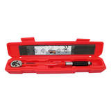 Teng Tools - 1/2 inch Drive Torque Wrench 40-210Nm Red 1292AG-EP40