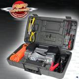 Air Compressor AIR ATTACK Dual Metal Cylinder & Tool Kit AA150
