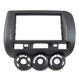 Double DIN Facia to Suit Honda Jazz 2002 - 2008 FP8176