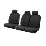 Wet N Wild Neoprene Seat Covers Renault Trafic X82 SWB Twin Turbo/LWB Twin Turbo 1/2015-On 1 Row