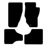 Tailor Made Floor Mats Dodge Nitro 2007-2012 Front & Rear