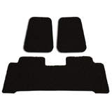Custom Floor Mats Toyota Corolla Sedan ZRE172R 2/2014-On Front & Rear Rubber Composite PVC Coil