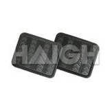 Mats -Town & Country 4WD Rear Black Pair FMJR01
