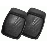 Floor Mats High Country Front Pair Black FMHF201