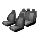 Velour Seat Covers Mercedes CLA200 4 Door Coupe 2/2014-On 2 Rows