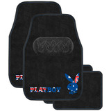 Playboy Car Floor Mats Set of 4 Oz