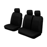Custom Made Outback Canvas Seat Covers LDV V80 SWB/LWB Van 1/2016-On 1 Row