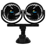 Explore 12V Twin Fan Dual 130mm Blades YFD512