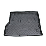 Custom Moulded Rubber Boot Liner Nissan GU Patrol Y61 Gen IV, V, VI 12/1997-2016 5 door 3rd Row Cargo Mat