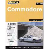 Gregorys Workshop Manual Commodore VC 4 CYL 1892Cc 1980-1981 GR185