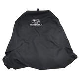 AXS Car Seat Cover Subaru Slip On Throw Over Single Black