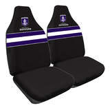 AFL Seat Covers Fremantle Dockers Size 60 Front Pair