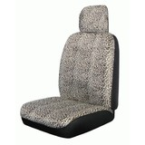 Leopard Animal Print Seat Covers 25/60 Front Pair