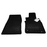 3D Rubber Floor Mats Toyota Landcruiser 79 Series Ute 8/2016-On 2 Piece  PZQ2060500