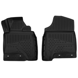 3D Rubber Floor Mats Toyota Fortuner 2016-On SUV 2nd row 2 Piece EXP.ELEMENT48148210R(RSA)