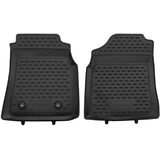 3D Rubber Floor Mats Toyota Hilux Single Cab 2011-On 2 Piece EXP.NLC.48.59.210k