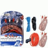 Amp Kit 450W 4 Channel 8G Basic