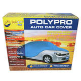 Polypro Car Cover Small / Medium Weatherproof Dust Cover S/M CC11