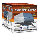 Prestige Pop Top Caravan Cover 3.7 M To 4.28 M 12 Ft To 14 Ft Waterproof Uv Protect Rear Door Access CPV14SR