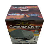 Prestige Caravan Cover 22Ft - 24Ft 6.6M - 7.3M Waterproof UV Protect CCV24