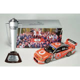 1:18 2007 Bathurst Winner Lowndes Whincup Falcon BF (Signed Certificate) 18345