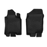 3D Rubber Floor Mats Mercedes Benz C-class (IV W205) 2014-On Coupe 2 Piece EXP.ELEMENT3D02136210k