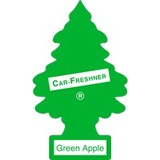 Little Trees Green Apple Car Air Freshener