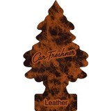 Little Trees Leather Car Air Freshener