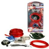 Amplifier Wiring Kit Dual Amp 1000W MX0042