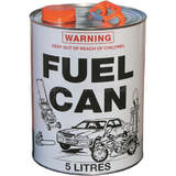 Handy 5 Litre Metal Can FC05M