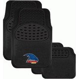 AFL Floormats Adelaide Crows Set Of 4 Mats