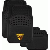 AFL Floormats Hawthorn Set Of 4