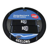 AFL Geelong Cats Steering Wheel Cover