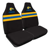 AFL Seat Covers West Coast Eagles Size 60 Front Pair