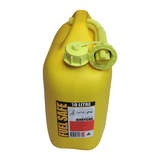 'Fuel Safe' Plastic Fuel Can 10 Litre - Diesel-Yellow
