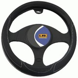 Genesis Steering Wheel Cover Black