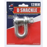 Towing Accessories &Raquo; D Shackle 12mm