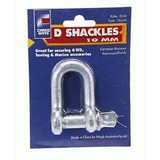 Towing Accessories &Raquo; D Shackle 10mm