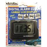 Digital Alarm Clock With Large LCD Display CKDJ